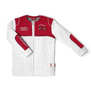 Детская куртка автогонщика, Audi Sport