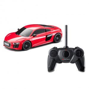 Модель на дистанционном управлении  Audi R8 V10 Coupe RC, 1:24 Dynamite Red