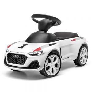 Машинка детская Audi quattro Pikes Peak, White