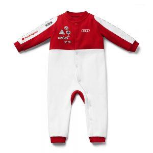 Комбинезон для малышей автогонщиков Audi Sport Racing 2019