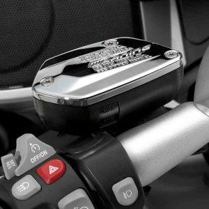 Хромированный расширительный бачок BMW R 1200 RT, правая