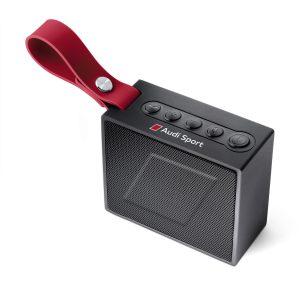 Динамик Audi Sport Bluetooth , черный / красный