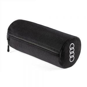 Флисовое одеяло Audi 2 в 1, Black