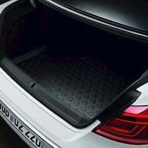 Защитная пленка на задний бампер для Volkswagen Passat CC