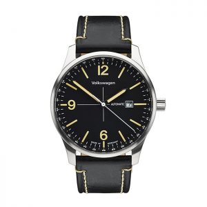 Мужские автоматические часы Volkswagen Automatic, Black