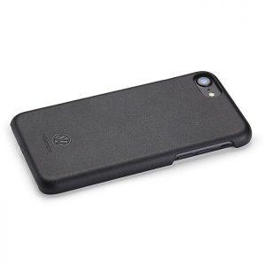 Кожаный чехол Volkswagen iPhone 7, Black