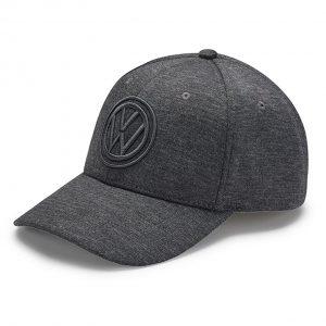 Бейсболка Volkswagen Logo, Grey Melange