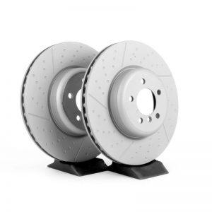Передние тормозные диски BMW Performance 1,2,3 и 4 серия