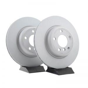 Передние тормозные диски BMW F10 5 серия