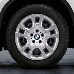 Полноразмерный колпак колеса BMW E84 X1, R17