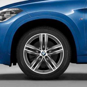 Диск литой R18 BMW F48/F49, DOUBLE SPOKE 570M, 7,5J x 18 ET52