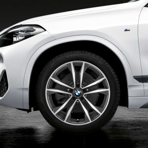 Диск литой R19 BMW F48/F49, DOUBLE SPOKE 715M, 8,0J x 19 ET47
