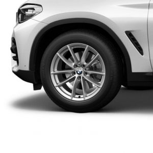 Зимнее колесо R18 BMW G01/G02, V-SPOKE 618, Continental Viking Contact 6 SUV SSR RunFlat