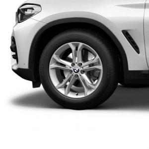 Зимнее колесо BMW G01/G02, DOUBLE SPOKE 688, Pirelli Winter Sottozero 3