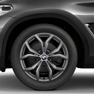 Зимнее колесо R19 BMW G01/G02, Y-SPOKE 694, Pirelli Winter Sottozero 3 RunFlat