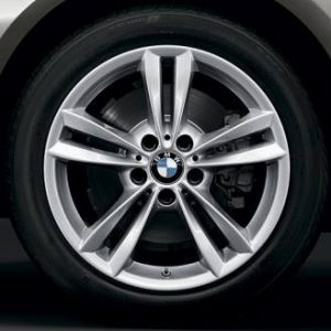 Зимнее колесо R18 BMW F30/F31/F32/F33/F36, DOUBLE SPOKE 658, Pirelli Winter Sottozero 2  Run Flat RunFlat