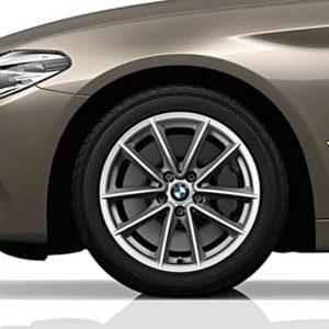 Зимнее колесо R17 BMW G30/G31, V-SPOKE 618, Nokian Hakkapeliitta R2 RunFlat