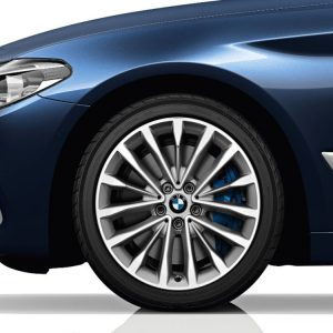 Зимнее колесо R18 BMW G30/G31, W-SPOKE 632, Goodyear Ultra Grip 8 Performance