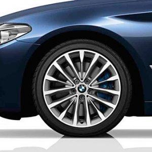 Зимнее колесо R18 BMW G30/G31, W-SPOKE 632,  Nokian Hakkapeliitta R2 FRT RunFlat