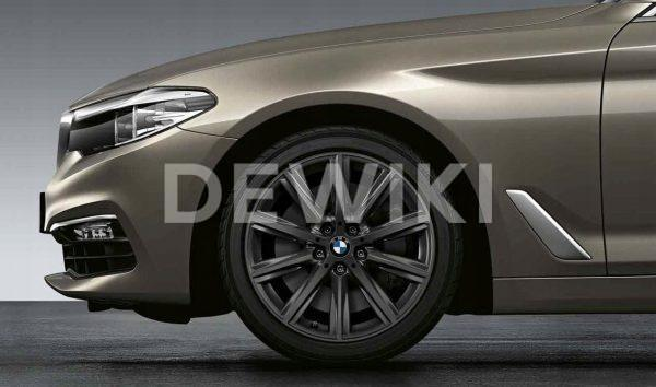 Зимнее колесо R18 BMW G30/G31, V-SPOKE 684, Goodyear Ultra Grip 8 Performance ROF RunFlat