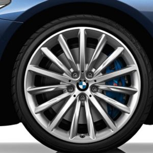 Зимнее колесо R19 BMW G30/G31, MULTI SPOKE 633, Winter Sottozero 3  RunFlat