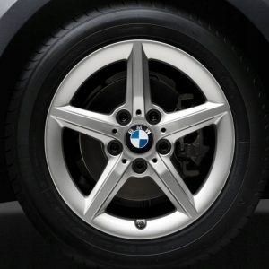 Зимнее колесо R16 BMW F20/F21/F22/F23, Star Spoke 654, Goodyear Ultra Grip Performance 2 RunFlat