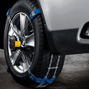 Цепи противоскольжения Easy Fit BMW, 255/55 R18, 255/50 R19