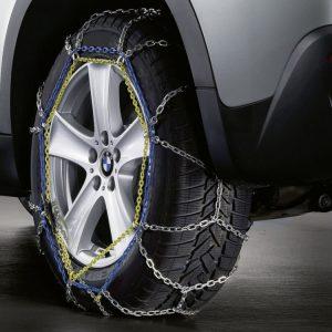Цепи противоскольжения System Rud-Matic BMW, 255/55 R18, 255/50 R19