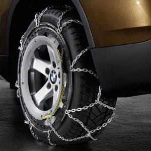 Цепи противоскольжения Disc BMW, 245/55 R17, 245/50 R18, 245/45 R19, 255/40 R19, 255/35 R20
