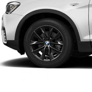 Зимнее колесо R18 BMW F25/F26, Y-SPOKE 307, Pirelli Winter Sottozero 2 RunFlat