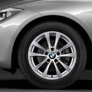 Зимнее колесо R17 BMW F34, V-SPOKE 395, Nokian Hakkapeliitta R3 FRT RunFlat