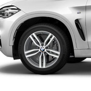Зимнее колесо R19 BMW F16, DOUBLE SPOKE 623M, Pirelli Scorpion Winter RunFlat  ПО
