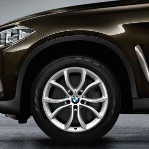Зимнее колесо R19 BMW F16, V-SPOKE 594, Nokian Hakkapeliitta R2 RunFlat ЗО (RDC)