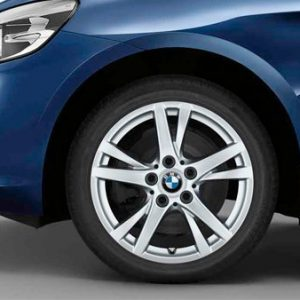 Зимнее колесо R16 BMW F45, DOUBLE SPOKE 473, Nokian Hakkapeliitta 8 FRT RunFlat (Ш)