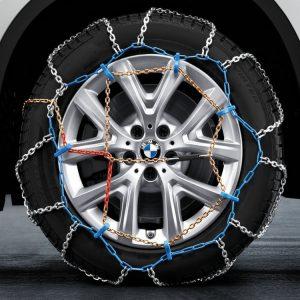 Цепи противоскольжения Comfort BMW, 205/60 R17, 225/50 R17, 225/55 R16
