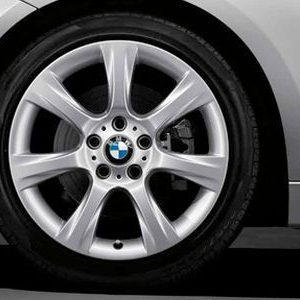 Зимнее колесо R18 BMW F34, STAR SPOKE 396, Continental Winter Contact TS830P SSR  RunFlat