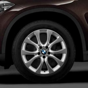 Зимнее колесо R19 BMW F15, V-Spoke 450, Pirelli Scorpion Winter RunFlat
