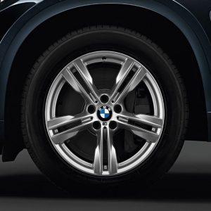 Зимнее колесо R19 BMW F15, DOUBLE SPOKE 467M, Pirelli Scorpion Winter RunFlat