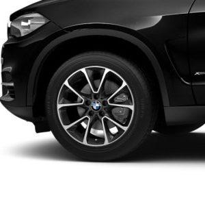 Зимнее колесо R19 BMW F15, Star Spoke 449, Nokian Hakkapeliitta R2 RunFlat