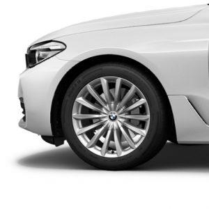 Зимнее колесо BMW G32/G11/G12, V-SPOKE 620, 245/45R19 102V Pirelli Winter Sottozero 3 Run Flat (RSC)