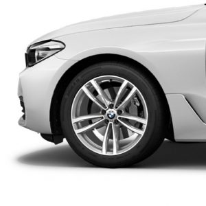 Зимнее колесо BMW G32/G11/G12, DOUBLE SPOKE 647M, Continental IceContact 2 KD