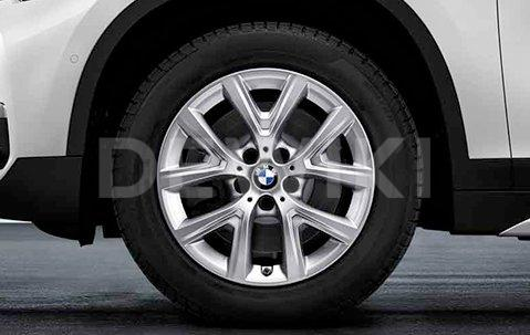 Зимнее колесо R17 BMW F48/F49, Y-SPOKE 574, Pirelli Winter Sottozero 3