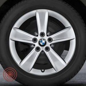 Зимнее колесо R17 BMW F45, STAR SPOKE 478, Nokian Hakkapeliitta R2 FRT RunFlat