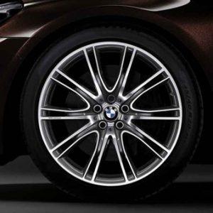 Зимнее колесо R20 BMW G32/G11/G12, V-SPOKE 649i INDIVIDUAL,  Pirelli Winter Sottozero 2 RunFlat (RSC) ПО