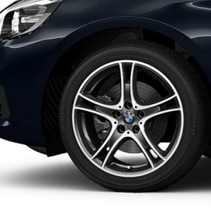 Зимнее колесо R18 BMW F45, DOUBLE SPOKE 361,Pirelli Winter Sottozero 2 RunFlat
