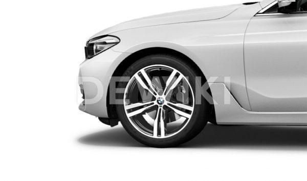 Зимнее колесо R20 BMW G32/G11/G12, DOUBLE SPOKE 648M,  Pirelli Winter Sottozero 2 RunFlat (RSC) ЗО