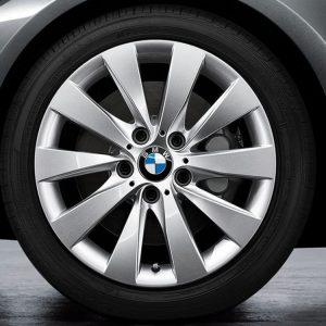 Зимнее колесо R17  BMW F30/F31/F32/F33/F36, V-SPOKE 413, Pirelli Winter Sottozero 2 RunFlat