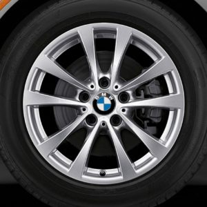 Зимнее колесо R17 BMW F34, V-Spoke 395, Nokian Hakkapeliitta 9 (Ш)