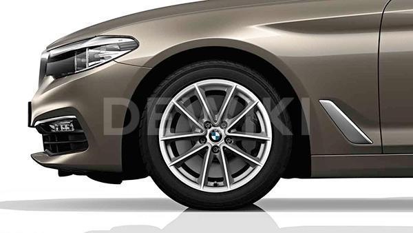 Зимнее колесо R17 BMW G30/G31, V-SPOKE 618,  Nokian Hakkapeliitta 9 FRT RunFlat