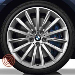 Зимнее колесо R19 BMW G30/G31, Multi Spoke 633, Nokian Hakkapeliitta 9 (Ш)